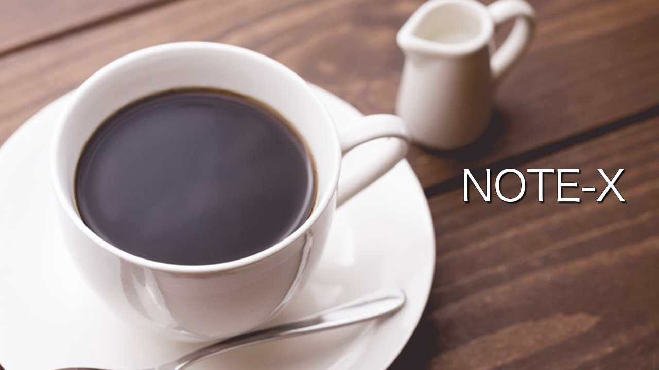 NOTE-Xの最新のニュース