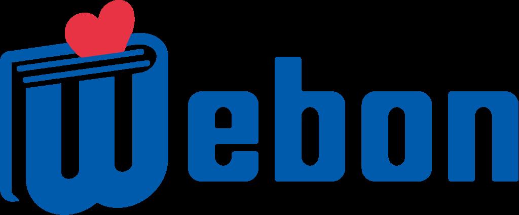 Webonブックスのロゴ